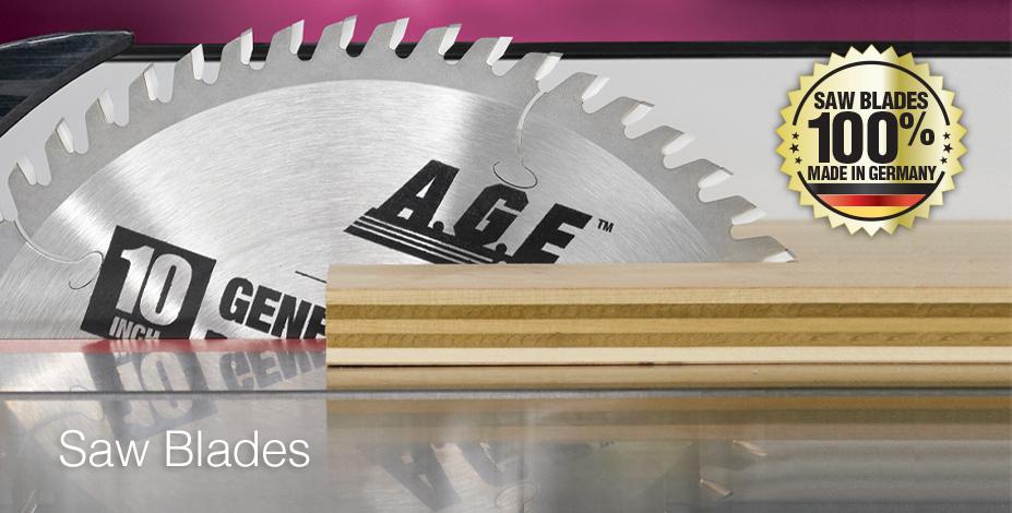 Age Series SawBlades Banner