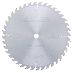 MD10-400TB Carbide Tipped General Purpose 10 Inch Dia x 40T ATB, 15 Deg, 5/8 Bore Circular Saw Blade