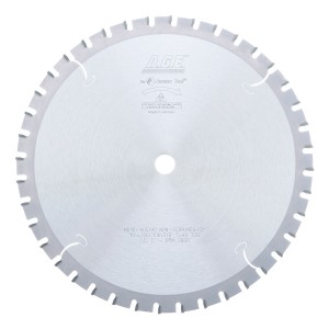 MD10-405 Carbide Tipped Industrial Heavy Duty Non-Ferrous Metal/Aluminum 10 Inch Dia x 40T TCG, -2 Deg, 5/8 Bore Circular Saw Blade