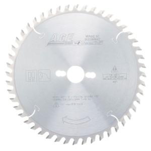 MD10-487-30 Carbide Tipped Hollow Ground 10 Inch Dia x 48T HG, 10 Deg, 30mm Bore Circular Saw Blade