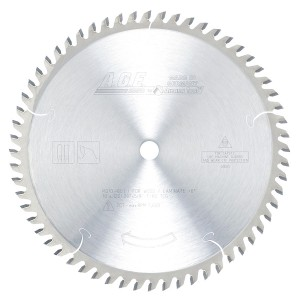 MD10-601 Carbide Tipped Plywood & Laminate 10 Inch Dia x 60T TCG, 12 Deg, 5/8 Bore Circular Saw Blade