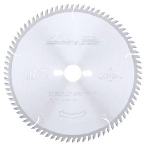 MD10-801-30 Carbide Tipped Plywood & Laminate 10 Inch Dia x 80T TCG, 10 Deg, 30mm Bore Circular Saw Blade