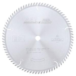 MD10-801 Carbide Tipped Plywood & Laminate 10 Inch Dia x 80T TCG, 10 Deg, 5/8 Bore Circular Saw Blade