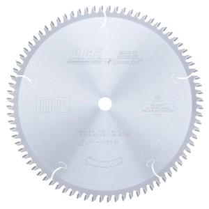 MD10-802 Carbide Tipped Plastic 10 Inch Dia x 80T M-TCG, -2 Deg, 5/8 Bore Circular Saw Blade
