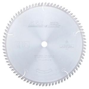 MD10-816TB Carbide Tipped Thin Kerf Cut-Off & Crosscut 10 Inch Dia x 80T ATB, 0 Deg, 5/8 Bore Circular Saw Blade