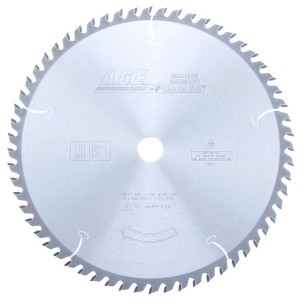 MD12-600 Carbide Tipped Cut-Off & Crosscut 12 Inch Dia x 60T ATB, 12 Deg, 1 Inch Bore Circular Saw Blade