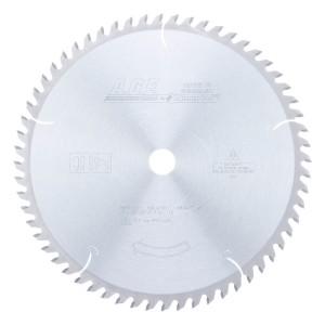 MD12-601 Carbide Tipped Plywood & Laminate 12 Inch Dia x 60T TCG, 12 Deg, 1 Inch Bore