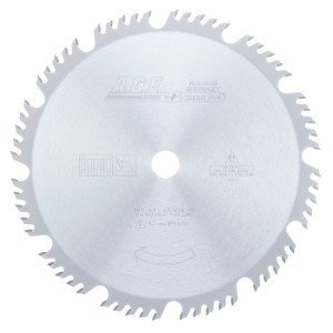 MD12-604 Carbide Tipped Combination 12 Inch Dia x 60T 4+1, 15 Deg, 1 Inch Bore Circular Saw Blade