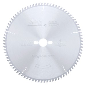 MD12-848-30 Carbide Tipped Solid Surface 12 Inch Dia x 84T M-TCG, 0 Deg, 30mm Bore Circular Saw Blade