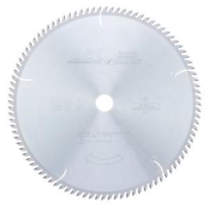 MD12-961 Carbide Tipped Plywood & Laminate 12 Inch Dia x 96T TCG, 10 Deg, 1 Inch Bore Circular Saw Blade