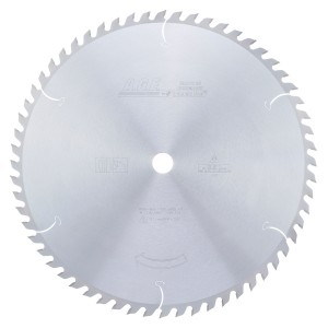 MD16-600 Carbide Tipped General Purpose 16 Inch Dia x 60T ATB, 15 Deg, 1 Inch Bore Circular Saw Blade
