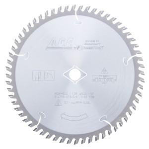 MD8-600 Carbide Tipped Cut-Off & Crosscut 8 Inch Dia x 60T ATB, 10 Deg, 5/8 Bore Circular Saw Blade