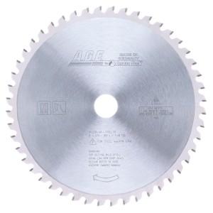 STL230-48 Carbide Tipped Steel Cutting 9 Inch Dia x 42T TCG, 1 Inch Bore Circular Saw Blade
