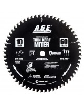 Thin Kerf Sliding Compound Miter & Radial Arm Saw Blades