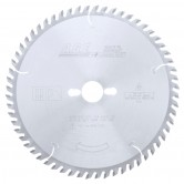 MD10-600-30 Carbide Tipped Cut-Off & Crosscut 10 Inch Dia x 60T ATB, 12 Deg, 30mm Bore Circular Saw Blade