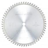 MD10-601 Carbide Tipped Plywood & Laminate 10 Inch Dia x 60T TCG, 12 Deg, 5/8 Bore Circular Saw Blade