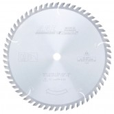 MD10-616TB Carbide Tipped Thin Kerf Cut-Off & Crosscut Thin Blade 10 Inch Dia x 60T ATB, 15 Deg, 5/8 Bore Circular Saw Blade