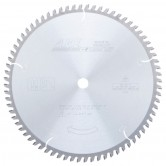 MD10-728 Carbide Tipped Solid Surface 10 Inch Dia x 72T M-TCG, 0 Deg, 5/8 Bore Circular Saw Blade