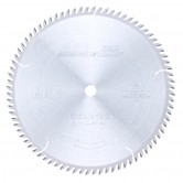 MD10-800 Carbide Tipped Cut-Off & Crosscut 10 Inch Dia x 80T ATB, 10 Deg, 5/8 Bore Circular Saw Blade
