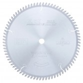 MD10-802 Carbide Tipped Plastic 10 Inch Dia x 80T M-TCG, -2 Deg, 5/8 Bore Circular Saw Blade