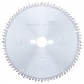 MD10-803-30 Carbide Tipped Double-Sided Melamine 10 Inch Dia x 80T H-ATB, -5 Deg, 30mm Bore Circular Saw Blade