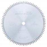 MD10-803 Carbide Tipped Double-Sided Melamine 10 Inch Dia x 80T H-ATB, -5 Deg, 5/8 Bore Circular Saw Blade