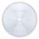 MD10-803TB Carbide Tipped Thin Kerf Double-Sided Melamine 10 Inch Dia x 80T H-ATB, -3 Deg, 5/8 Bore Circular Saw Blade