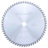 MD12-600 Carbide Tipped Cut-Off & Crosscut 12 Inch Dia x 60T ATB, 12 Deg, 1 Inch Bore Circular Saw Blade