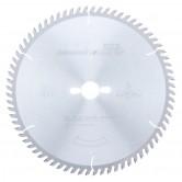 MD12-721-30 Carbide Tipped Plywood & Laminate 12 Inch Dia x 72T TCG, 10 Deg, 30mm Bore Circular Saw Blade