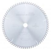 MD12-721 Carbide Tipped Plywood & Laminate 12 Inch Dia x 72T TCG, 12 Deg, 1 Inch Bore Circular Saw Blade