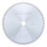 MD12-848 Carbide Tipped Solid Surface 12 Inch Dia x 84T M-TCG, 0 Deg, 1 Inch Bore Circular Saw Blade