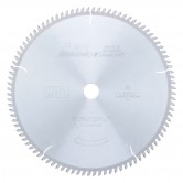 MD12-962 Carbide Tipped Plastic 12 Inch Dia x 96T M-TCG, -2 Deg, 1 Inch Bore Circular Saw Blade