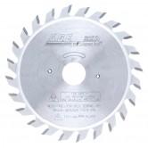 MD120-T12 Carbide Tipped Adjustable Type Scoring 120mm Dia x 24T ATB, 12 Deg, 20mm Bore, Scoring Set