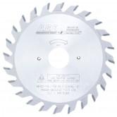 MD120-T14 Carbide Tipped Adjustable Type Scoring 120mm Dia x 24T ATB, 12 Deg, 22mm Bore, Scoring Set