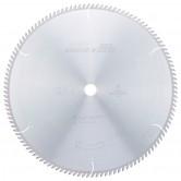 MD16-121 Carbide Tipped Plywood & Laminate 16 Inch Dia x 120T TCG, 10 Deg, 1 Inch Bore Circular Saw Blade