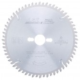 MD220-T643 Carbide Tipped Double-Sided Melamine 220mm Dia x 64T H-ATB, -5 Deg, 30mm Bore Circular Saw Blade