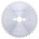 MD220-T643 Carbide Tipped Double-Sided Melamine 220mm Dia x 64T H-ATB, -5 Deg, 30mm Bore Circular Saw Blade