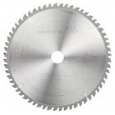 MD260-600 Carbide Tipped Saw Blade Comparable to FESTOOL® #495388 and Other Track Saw Machines, 260mm Dia x 60T ATB, -5 Deg, 30mm Bore, General Purpose Circular Saw Blade, Fits Kapex KS 120