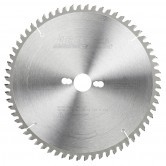 MD260-648 Carbide Tipped Saw Blade Comparable to FESTOOL® #495386 and Other Track Saw Machines, 260mm Dia x 64T TCG, -5 Deg, 30mm Bore, Solid Surface/Laminate Circular Saw Blade, Fits Kapex KS 120
