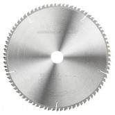 MD260-800 Carbide Tipped Saw Blade Comparable to FESTOOL® #495387 and Other Track Saw Machines, 260mm Dia x 80T ATB, -5 Deg, 30mm Bore, Wood, Building Panel and Soft Plastics Circular Saw Blade, Fits Kapex KS 120