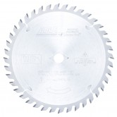 MD7-400 Carbide Tipped Cut-Off & Crosscut 7 Inch Dia x 40T ATB, 12 Deg, 5/8 Bore Circular Saw Blade