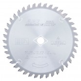 MD7-408 Carbide Tipped Solid Surface 7-1/4 Inch Dia x 40T M-TCG, -2 Deg, 5/8 Bore Circular Saw Blade