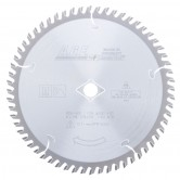MD8-600 Carbide Tipped Cut-Off & Crosscut 8 Inch Dia x 60T ATB, 10 Deg, 5/8 Bore Circular Saw Blade