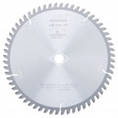 MD8-608 Carbide Tipped Solid Surface 8 Inch Dia x 60T M-TCG, 0 Deg, 5/8 Bore Circular Saw Blade