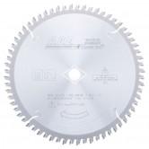 MD8-643TB Carbide Tipped Thin Kerf Double-Sided Melamine 8 Inch Dia x 64T H-ATB, -3 Deg, 5/8 Bore Circular Saw Blade