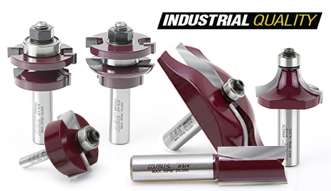 Industrial Router Bits